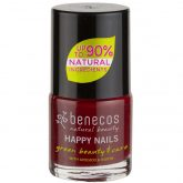 Esmalte de uñas Cherry red Benecos, 5 ml