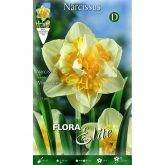 Bulbo Narciso doble blanco Elite 5 ud
