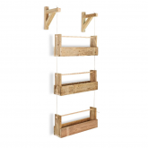 Jardinera vertical Big Woody (21 Litros)