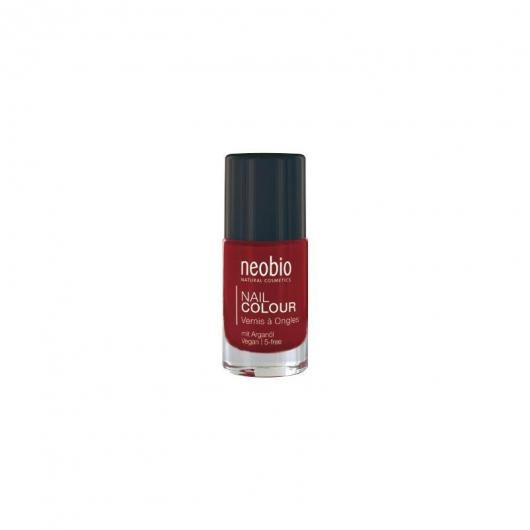 Esmalte uñas 06 Vampire´s dream Neobio 8 ml