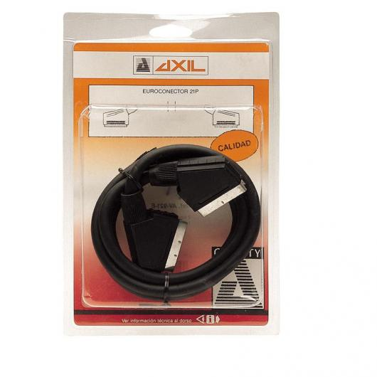 Cable euroconector 1,5 m Axil