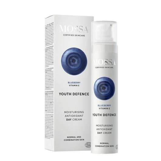 Youth Defence Crema día hidratante antioxidante Mossa 50ml