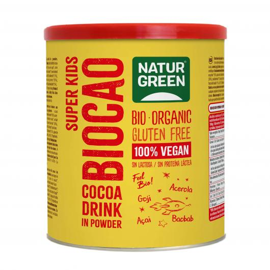 Biocao Super Kids Naturgreen, 400 g