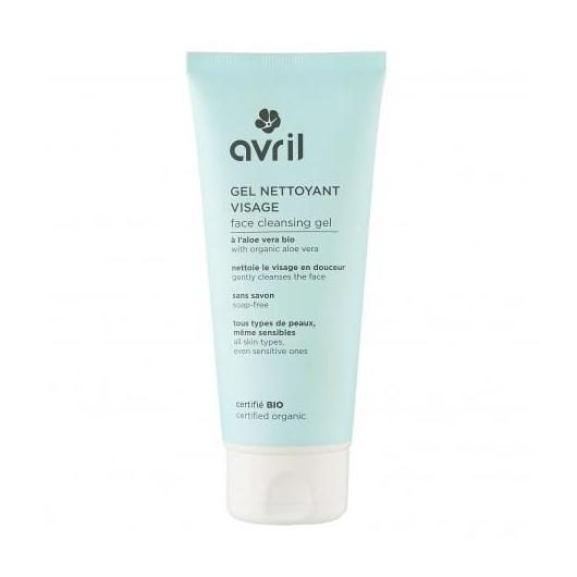 Gel limpiador facial Avril, 100 ml