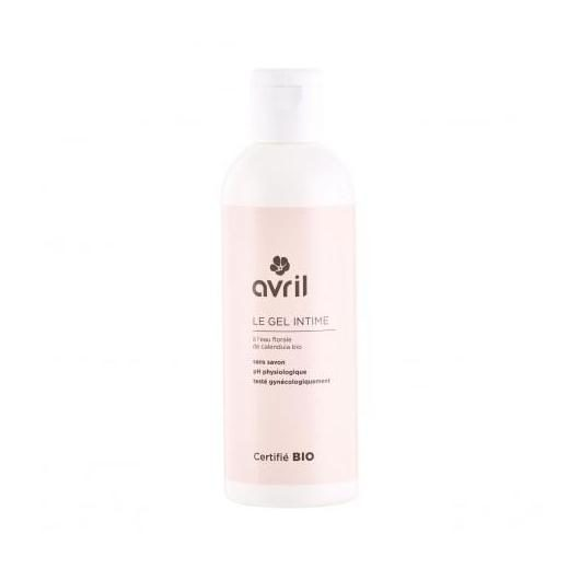 Gel orgánico íntimo 200 ml  Avril