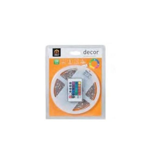 Kit d'éclairage LED 24 W 5 m Duolec blanc