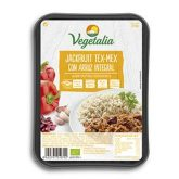 Jackfruit Tex-Mex con Arroz Integral BIO Vegetal 310g