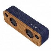 Sistema de sonido bluetooth Get Together denim
