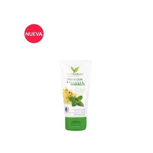 Crema sensitive melissa & hamamelis Bio, Cosnature