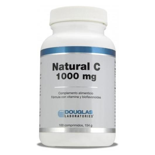 Natural C 1000 mg Laboratorios Douglas
