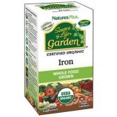 Garden Hierro (Iron) 18 mg 30 cápsulas, NaturePlus