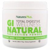 Gi Natural Powder polvo 174 g, NaturesPlus