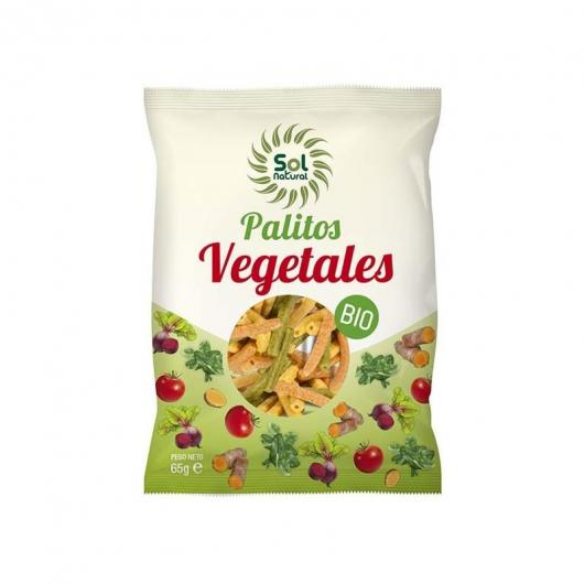 Palitos vegetales Sol Natural 70g