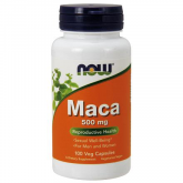 Maca 500 mg Now Foods 100 cápsulas