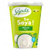 Yogur soja natural  BIO Sojade 400g