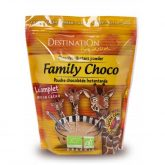 Cacao Choco Kids 20% con Cereales Bio Destination, 500gr