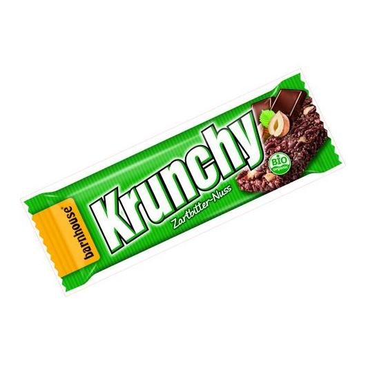 Barrita Chocolate y Avellanas Krunchy 30 g