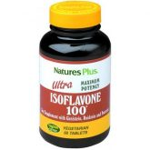 Ultra Isoflavone 100 Ultra 60 Comprimidos Natures Plus