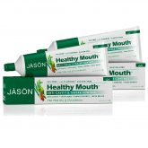 Pack 2x Pasta dentífrica Healthy Mouth tea tree Jason, 119 g