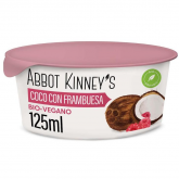 Yogur de Frambuesa Abbot Kinneys 125 ml