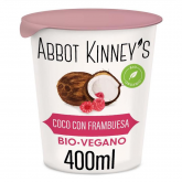 Yogur de Frambuesa Abbot Kinneys 400 ml