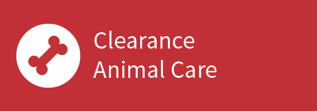 Clearance Animal Care