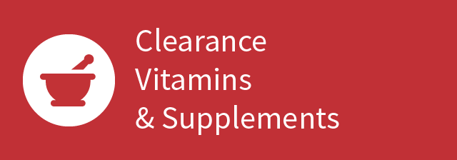 Clearance Vitamins & Supplements