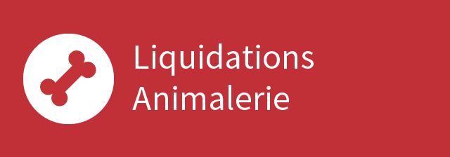 Liquidations Animalerie